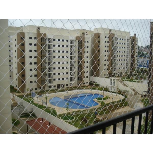 Preços de Rede de Proteção de Varandas no Alto da Mooca - Rede de Proteção para Apartamento