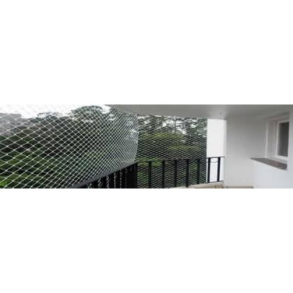Preços para Colocar Rede de Proteção de Varandas no Jardim Silvana - Redes de Proteção em São Caetano