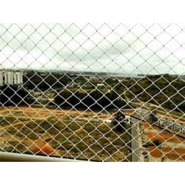 Preços Rede de Proteção de Varandas no Jardim São Caetano - Empresa de Rede de Proteção