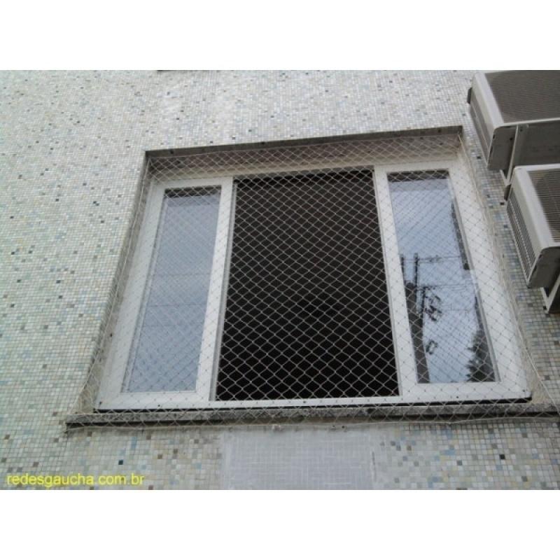Procuro Tela de Proteção de Janela em São Caetano do Sul - Empresa de Tela de Proteção de Janela