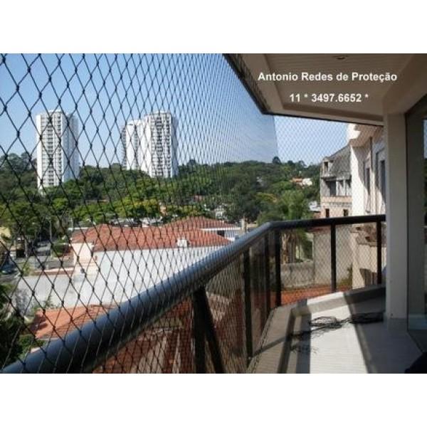 Quais Os Preços de Rede de Proteção de Varandas no Jardim Paraíso - Rede de Proteção Preço