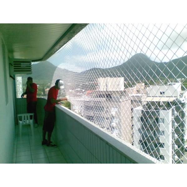 Quais Os Valores Rede Proteção Condomínio Maracanã - Redes de Proteção em São Bernardo