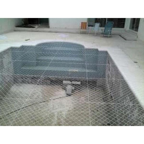Qual o Preço Rede de Proteção Piscina na Bairro Silveira - Rede de Proteção para Piscina em São Bernardo