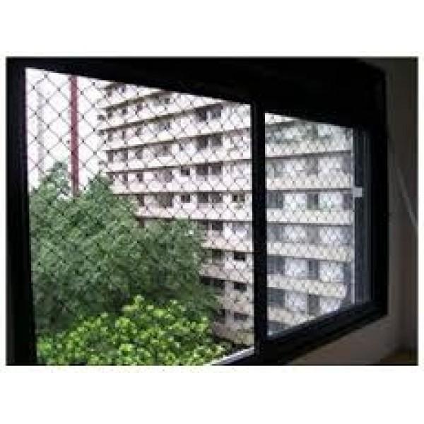 Qual o Valor de Instalar Rede Proteção Janela no Jardim Haddad - Redes de Proteção em São Caetano