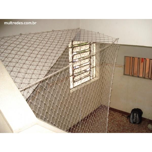 Qual o Valor para Fazer a Instalação da Rede de Proteção no Parque Marajoara I e II - Redes de Proteção no Tatuapé