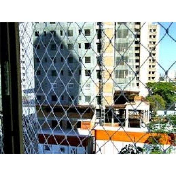 Qual o Valor para por Rede de Proteção para Janelas na Oswaldo Cruz - Empresa de Redes de Proteção