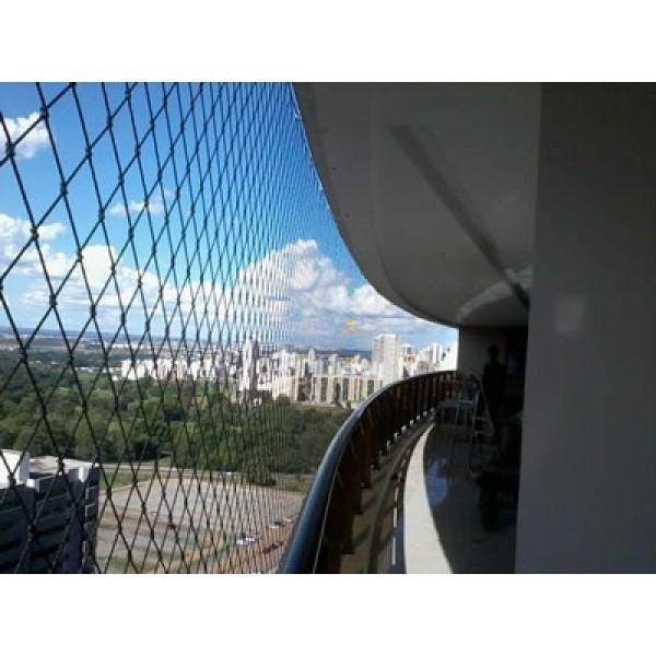 Qual Valor de Instalar Rede Proteção no Jardim Jamaica - Redes de Proteção em São Bernardo