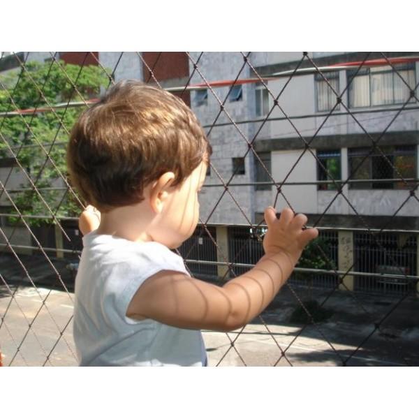 Qual Valor para Instalar a Rede de Proteção nas Janelas no Jardim São Caetano - Rede de Proteção para Janelas Preço