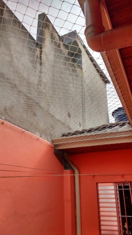 Rede de Proteçãode Janela Residencial Preço em São Miguel Paulista - Rede de Proteção para Janelas Grandes