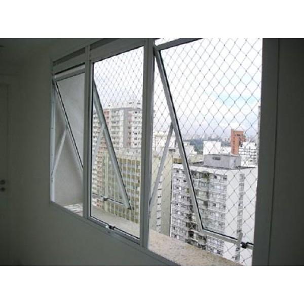 Rede de Proteção para Janelas Preço em São José - Rede de Proteção para Janelas em Santo André