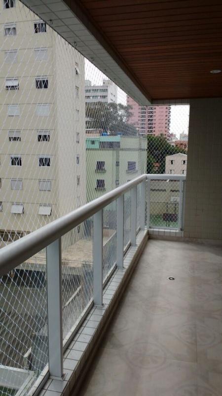 Rede de Proteção Resistente na Anália Franco - Rede de Proteção para Escada Caracol