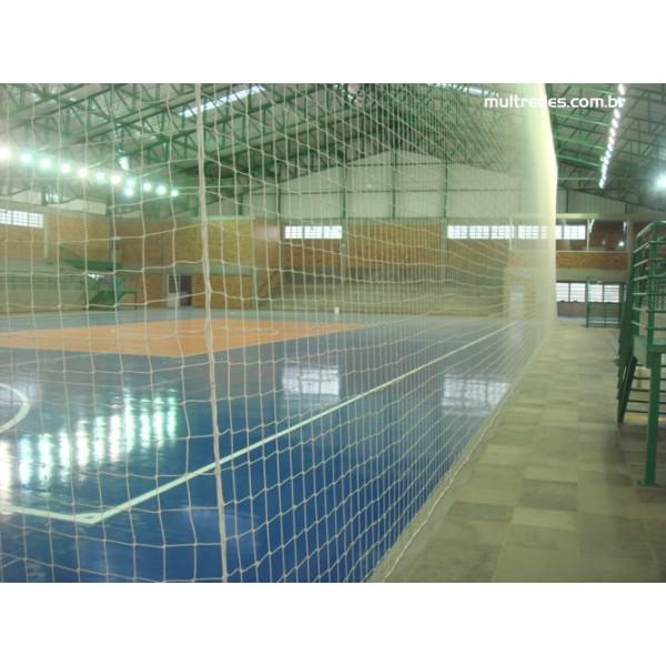 Rede para Segurar a Bola em Quadra na Vila Gilda - Rede de Proteção para Janelas em São Caetano