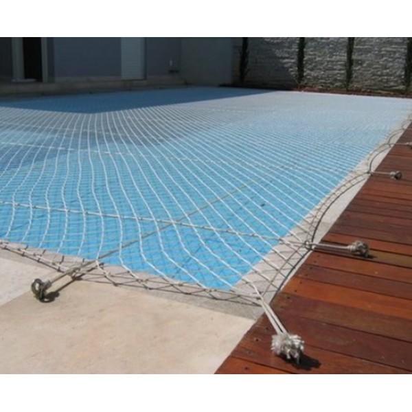 Redes de Proteção para Piscinas na Vila Camilópolis - Rede de Proteção para Piscina Preço