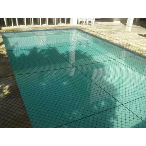 Serviço de Instalar Tela de Proteção para Piscina na Vila Alzira - Rede para Proteção de Piscina