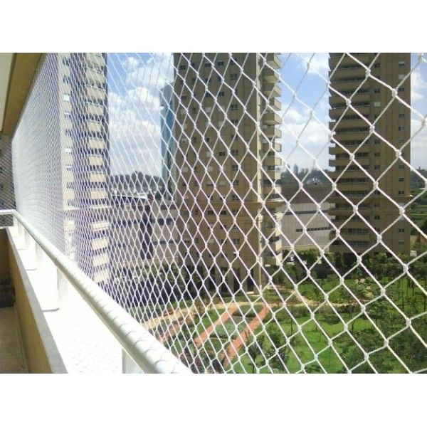 Serviço de Rede Proteção no Jardim Alvorada - Redes de Proteção em Santo André