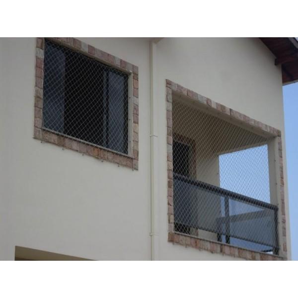 Serviço de Rede Proteção no Jardim Bom Pastor - Rede de Proteção para Apartamento