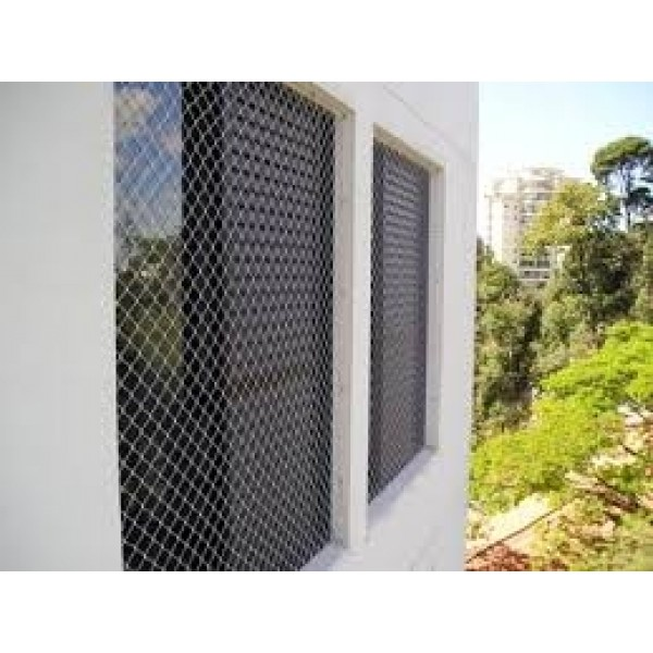 Site para Instalar Rede Proteção Janela na Vila São Pedro - Redes de Proteção de Janelas Preço