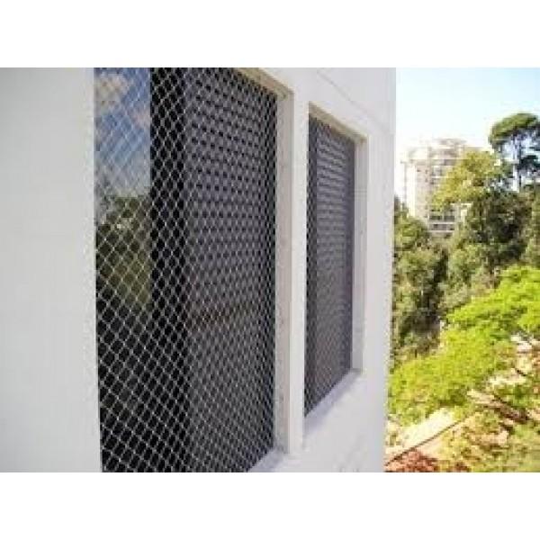 Site para Instalar Rede Proteção Janela no Parque Capuava - Rede de Proteção para Janela