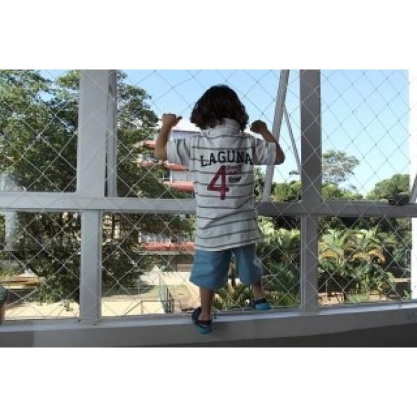 Sites Rede Proteção Janela no Jardim Itapoan - Rede para Proteção de Janela Preço