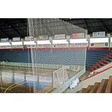 Colocar rede atrás do gol na Conceição