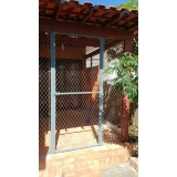 empresa de rede de proteçãode janela residencial em Santo André