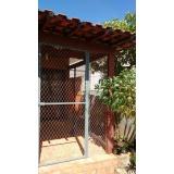 empresa de rede de proteção para piscina residencial Santo André