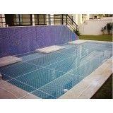 Instalar rede de proteção para piscina na Canhema