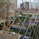 Lojas de instalar a rede proteção na Vila Glória