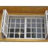 Lojas rede proteção de janela na Vila Alba