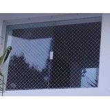 Onde mandar colocar a rede proteção janela no Parque do Pedroso
