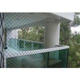 Preciso colocar rede de proteção para janelas e sacadas Condomínio Maracanã
