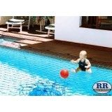 Preço para instalar a rede de proteção piscina na Vila Bertioga