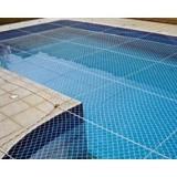 procuro tela de proteção em piscina no Parque do Carmo