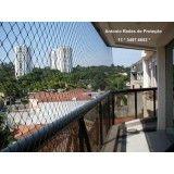 Quais os preços de rede de proteção de varandas na Vila Guaraciaba