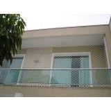 Quais os preços rede de proteção de varandas no Jardim Santo Alberto