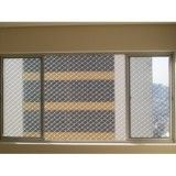 Quais os valores de rede de proteção para janelas na Santa Terezinha