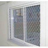 Quais os valores de rede proteção janela na Canhema