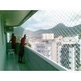 Quais os valores rede proteção Condomínio Maracanã