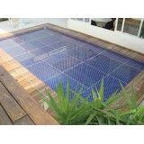 Qual o preço de tela de proteção para piscina no Jardim São Caetano