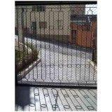 Qual o valor para fazer a instalação da rede de proteção na Vila Gilda