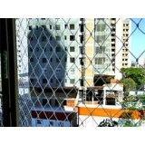 Qual o valor para por rede de proteção para janelas no Parque Novo Oratório