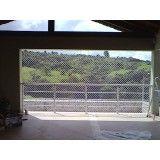 Qual valor de instalar a rede de proteção em residência no Jardim Jamaica