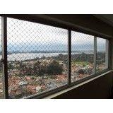 Qual valor de instalar rede proteção janela na Chácara Paraíso