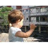 Qual valor instalar a rede de proteção nas janelas na Vila Alice