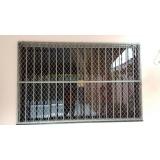 rede de proteção com instalação no Piqueri