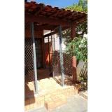 rede de proteção para casa preço em Água Rasa