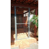 rede de proteção para piscina simples no Belenzinho