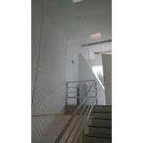 rede de proteção para sacada de apartamento no Piqueri