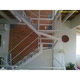 Rede de segurança na Vila Fernanda