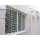 Rede proteção janela na Vila Rio Branco